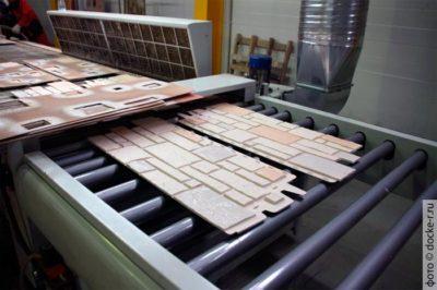 производство фасадных панелей docker