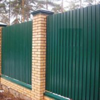 Забор в нижнем новгороде